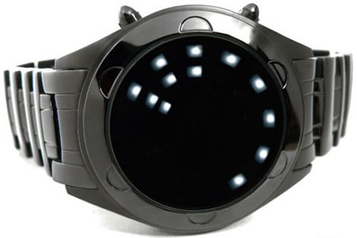 Oberon LED watch from Tokyoflash