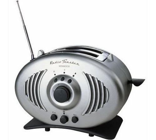 Kenwood Radio Toaster