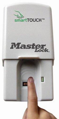 Master Lock smartTOUCH garage door opener