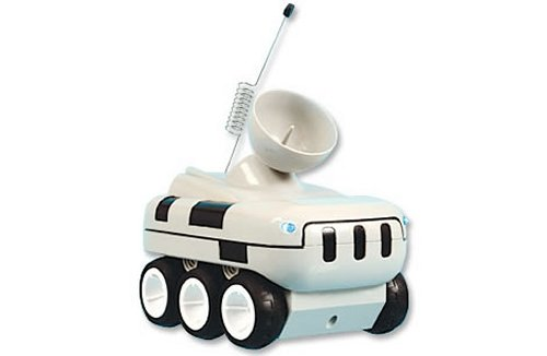 R/C Snooper robot is a spy