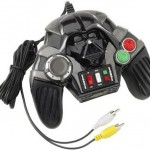 Star Wars joysticks put the force in your hands