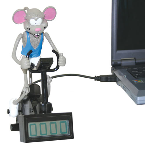 USB exercise mouse
