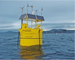Wave energy converter buoy to be put to use to produce electricity in California