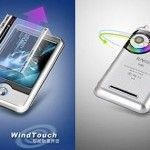 The WindTouch V80 PMP is nicely designed
