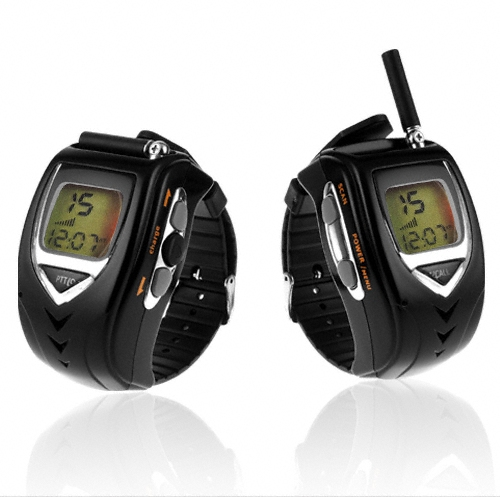 Keep in touch with the Walkie Talkie watch