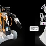 Spykee Voice-Activated iPod Robots