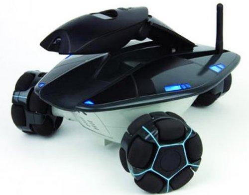 WowWee Rovio Robot sports GPS & Wi-Fi