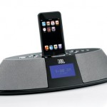 CES 2008: JBL iPod Alarm Clock with HD Radio