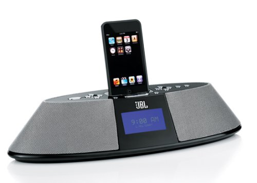 JBL iPod Alarm Clock with HD