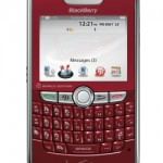 Verizon adds red Blackberry 8830 to line up