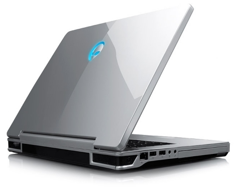 Alienware m15x gaming notebook available for order