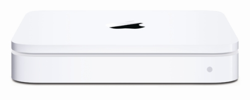 Apple Time Capsule for backing up data wirelessly from your Mac