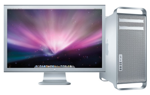 Apple unveils Xserver, Mac Pro and CES 2008