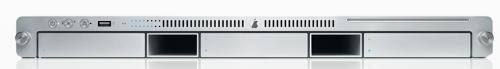 Apple Xserve 8 processor core rack server