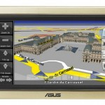 ASUS unveils R700 GPS with realistic 3D maps