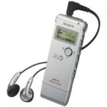Sony ICDUX70 / ICDUX80 voice recorders