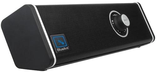 BlueAnt M1 Bluetooth speakers
