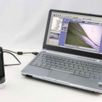 New Celestron USB microscope is handheld fun