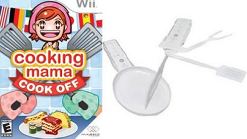 Wiimote kitchen utensils also not a good idea