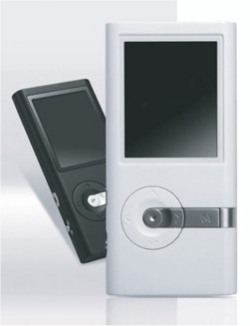 Cowon iAudio U5 MP3 player now shipping