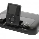 New Creative iPod dock outputs HD video