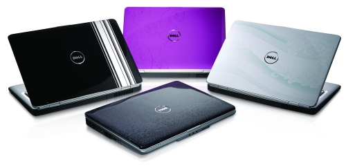 Dell Inspiron 1525 notebooks released as smaller, slimmer and more colorful