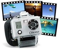 Digital Hero 3 is a tough wrist camera