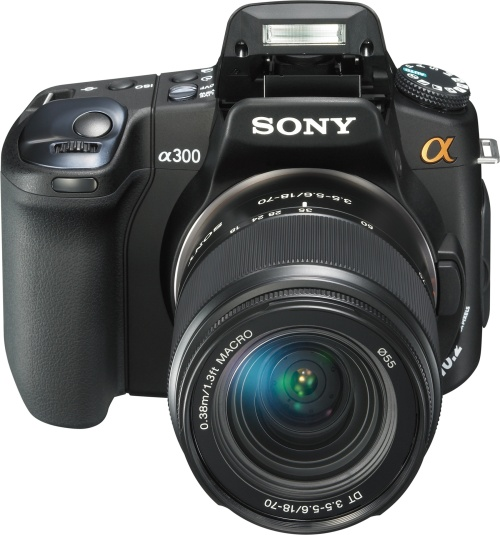 Sony  (alpha) DSLR-A300
