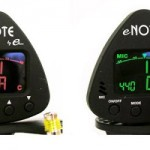 eNote clip-on digital chromatic tuner