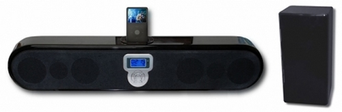 ezGear XL90 Sound Bar for iPod