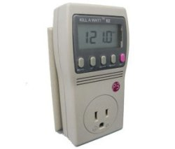 Kill-A-Watt EZ Plug power meter