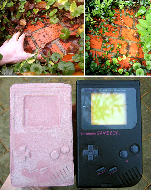 Game Boy bricks