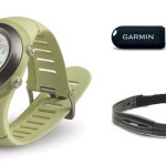 Garmin Forerunner 405 tracks workouts, uploads wirelessly