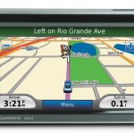 Big screen GPS with the Garmin nuvi 5000
