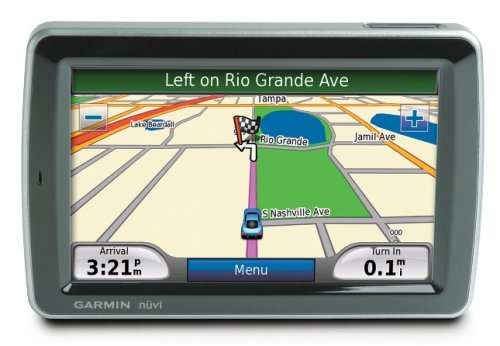 Garmin nuvi 5000 offers larger screen for big uses