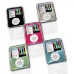 GizMac brings to market new iPod nano cases