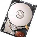 Hitachi ups notebook HD storage to 500GB