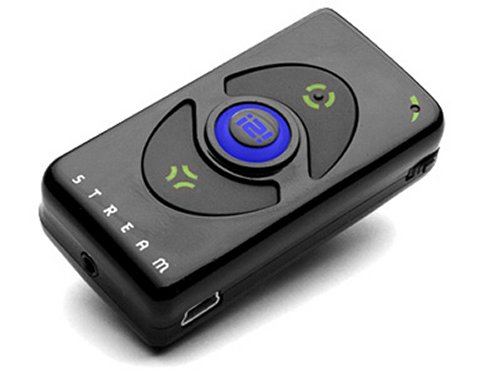 i2i wireless music sharing device