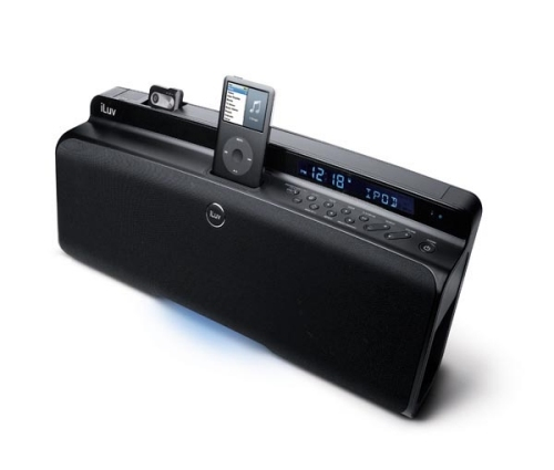 iLuv i399 BluePin Audio System for the Apple iPod