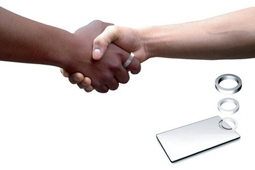 Handshake Ring
