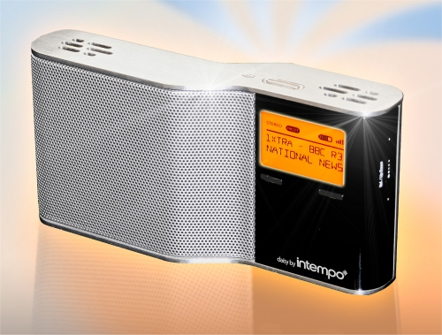 Daisy radio from Intempo does internet radio and FM radio