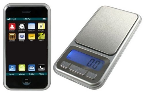 Phoney iPhone scale