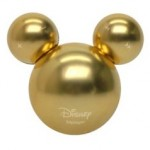 Mickey goes gold: iRiver limited edition MP3 player