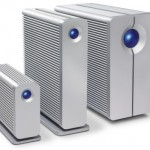 LaCie revamps d2 Quadra external hard drives