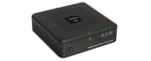 Linksys WGA600N dual band wireless N WiFi gaming adapter
