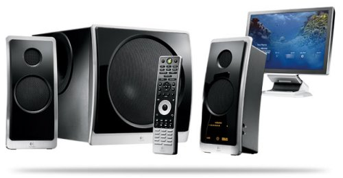 Logitech Z Cinema Advanced Surround Sound System for your computer
