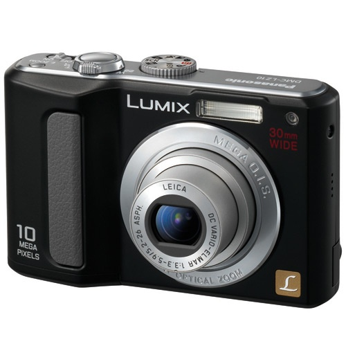 new panasonic compact cameras offer manual control. Black Bedroom Furniture Sets. Home Design Ideas