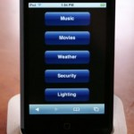 iPhone app: Mainlobby remote for your home