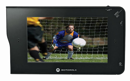 Motorola Mobile TV DH01