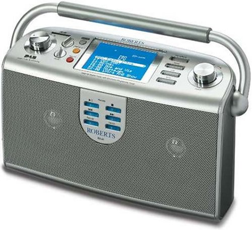 MP-Sound 41 portable digital radio